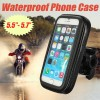 WaterProof Motorcycle Bike Handlebar Mount Case For 5.5 to 5.7 Inch Smartphone/GPS