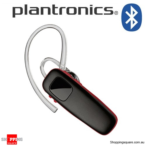 plantronics m70 bluetooth headset red black colour. Black Bedroom Furniture Sets. Home Design Ideas