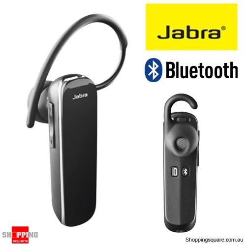 Bluetooth Headset Jabra Easygo White: Jabra EasyGo Bluetooth Headset For IPhone And Android