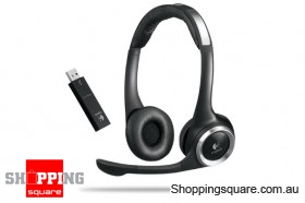 Logitech Clear Chat PC Wireless Headset