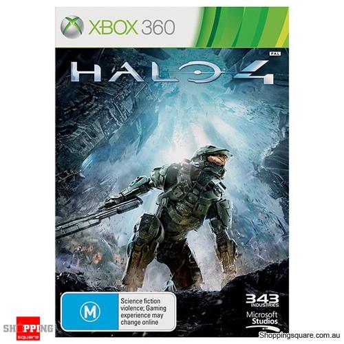 HALO 4 - XBox 360 Game