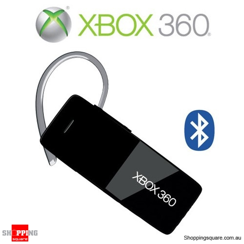 microsoft wireless bluetooth headset for xbox 360 online shopping shopping square com au. Black Bedroom Furniture Sets. Home Design Ideas