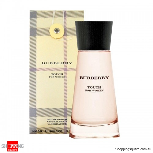 Touch By Burberry For Women 100ml EDP