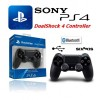 SONY Genuine Playstation 4 DualShock 4 Controller (PS4) - Black