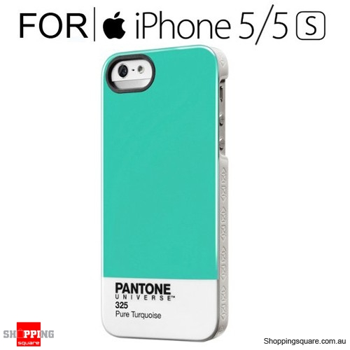 aaa2a07d898a Pantone Universe Iphone 5 Cover Pure Turquoise - Online Shopping   Shopping  Square.COM.AU Online Bargain   Discount Shopping Square