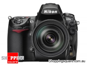 Nikon D700 Black Digital SLR Camera (Body Only)