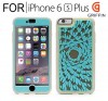 Griffin Flower Floral Swappable Two-Piece Case for iPhone 6s Plus/6 Plus