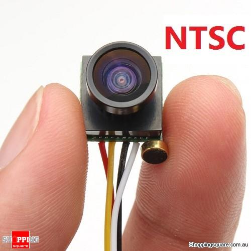 Mini Camera 600TVL 1/4 1.8mm CMOS FPV 170 Degree Wide Angle Lens NTSC 3.7-5V
