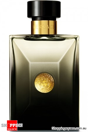 Versace Pour Homme Oud Noir 100ml EDP By VERSACE For Men Perfume