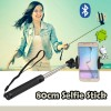 Built-in Shutter Button Remote Bluetooth Extendable Selfie Stick for Android iPhone