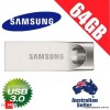 Samsung 64GB MUF-64BA Metallic Flash Drive BAR USB 3.0