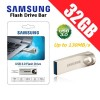 Samsung 32GB MUF-32BA Metallic Flash Drive BAR USB 3.0