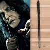 Harry Potter Magical Wand Replica Accessories for Role Play Cosplay with Box - Severus Snape Style