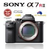 Sony Alpha A7R Mark II (ILCE-7RM2) 42.4MP Wi-Fi 4K Full-Frame Mirrorless Camera Body