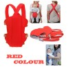 Carrier for Newborn Baby Kid Infant with Front Backpack Wrapping Sling Red Colour