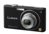 Panasonic Lumix DMC-FX38 Black Digital Camera