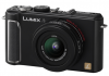 Panasonic Lumix DMC-LX3 Black Digital Camera