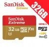 SanDisk Extreme 32GB MicroSD SDSQXNE TF Memory Card up to 90MB/s