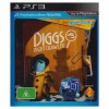 Wonderbook Diggs Nightcrawler Game ONLY - PS3 Playstation 3 Brand New