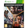 Fighting Edition: Tekkens 6 + Tekken Tag Tournament 2 + Soul Calibur V - Xbox 360