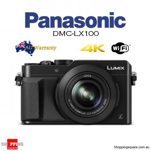 Panasonic Lumix LX100 DMC-LX100 Digital Camera Black