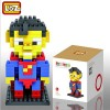 DIY Diamond Nano Block - Superman