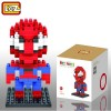 DIY Diamond Nano Block - Spiderman