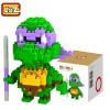 DIY Diamond Nano Block - Donatello