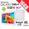"Samsung Galaxy Tab 4 10.1"" WXGA LCD Tablet White Colour"