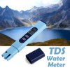 Digital LCD Water Quality PPM TDS Purity Tester Meter for Hydroponics Tap Water Aquarium & Swimming Pool