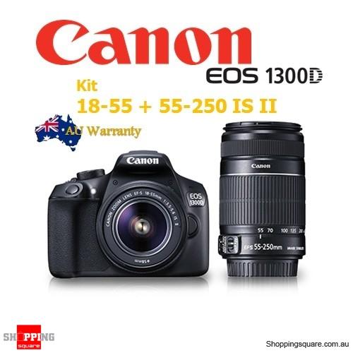 Canon EOS 1300D Kit 18-55