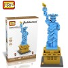 Statue of Liberty - LOZ Architectural World Building Block