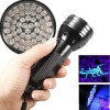 UV Ultra Violet 51 LED 395 nM Aluminum Torch Flashlight