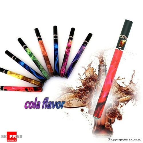 Disposable Electronic Cigarette Vape Vaporizer Pen E Shisha Hookah 500 Puffs Coca-Cola Flavour