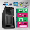 Apus PHPC Lite Intel i3 PHPCSYSLITE4170 Desktop PC - i3-4170 4GB RAM 1TB HDD with Free Anti-Virus & USB WiFi