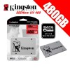 Kingston SSDNow UV400 480GB Solid State Drive SSD 2.5 inch SATA 3 Up to 550MB/s