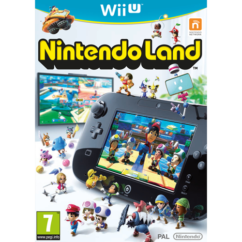 Nintendo Land - Wii U Brand New