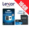 Lexar 633x 16GB High Performance microSD UHS-I Class 10 TF Memory Card 95MB/s