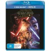 Star Wars: Episode VII - The Force Awakens Blu-Ray Movie