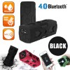 NFC Waterproof Bluetooth 4.0 Speaker PowerBank 3600mAh Black Colour