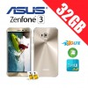 Asus Zenfone 3 ZE520KL 32GB 4G LTE Unlocked Smart Phone Shimmer Gold