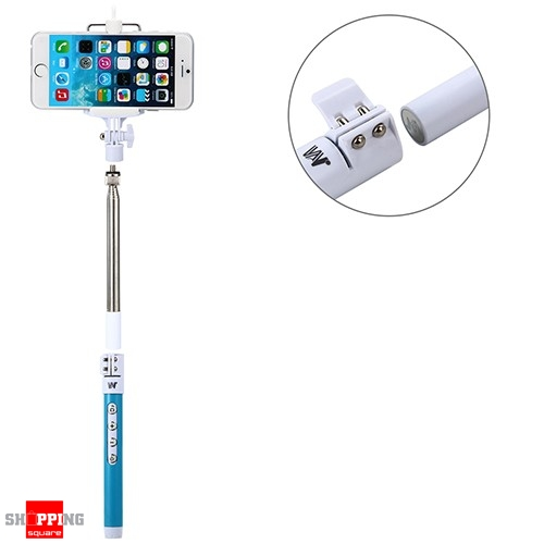 bluetooth remote telescopic selfie stick with tripod monopod for iphone 6 6s plus green colour. Black Bedroom Furniture Sets. Home Design Ideas
