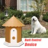 Puppy Dog Ultrasonic Outdoor Anti Barking Unitp Stop Bark Control Device Brown Colour