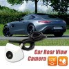 170 Degrees Wide Angle Waterproof Car Auto Rear View Back Camera for Reversing Backup Parking White Colour