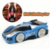 Super Wall Climbing RC Car Toy Racer Drives Zero Gravity Blue Colour