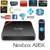 Nexbox A95X Android 6.0 Amlogic S905X 2GB RAM 8GB ROM Quad Core 4K HD Kodi WiFi TV Box