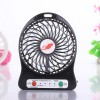 Super Powerful Mini Rechargeable Cooling Fan Genuine F95B 2016 Version Black Colour