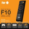 MeLE F10 Deluxe 2.4GHz Wireless Fly Air Mouse Control Keyboard For Android Mini PC TV Box