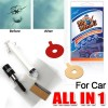 Car Glass Windscreen Windshield DIY Repair Kit for Chip Crack Bullseye