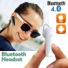 Wireless Bluetooth 4.0 Stereo Headphone Earphone Headset for IPhone 7 6s Plus Samsung Android White Colour